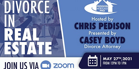 Divorce in Real Estate: Lunch & Learn tickets