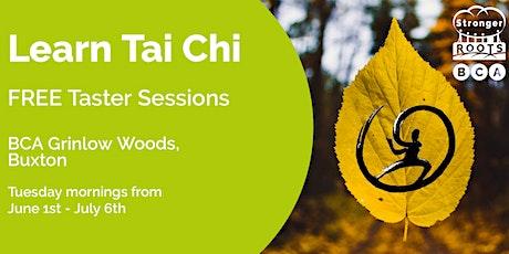 Learn Tai Chi tickets