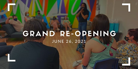 Grand Re-Opening! tickets