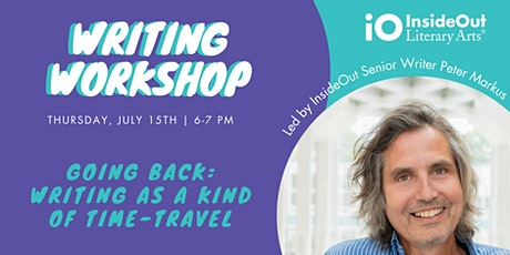 Going Back: Writing as a Kind of Time-Travel tickets