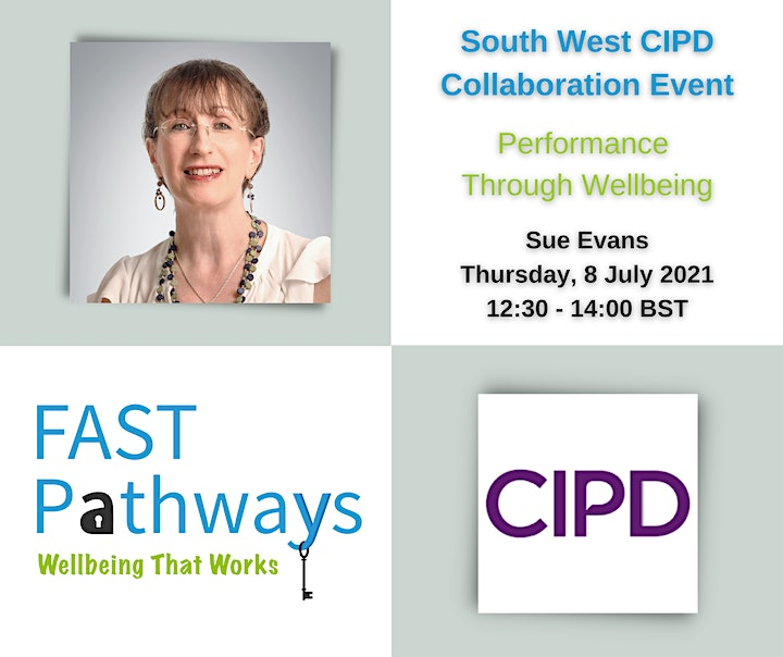 Performance Through Well-being - CIPD South West Collaboration Session image