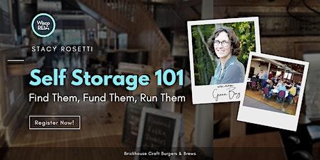 WiscoREIA Green Bay: Self Storage 101 - Find Them, Fund Them, Run Them! tickets