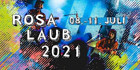 Rosa Laub Festival 2021 • Vornbach am Inn Tickets