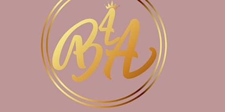 "B4A Mentorship Through the Arts presents, ""I Am Worthy"" tickets"