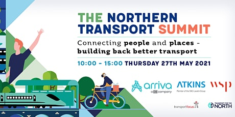 The Northern Transport Summit tickets