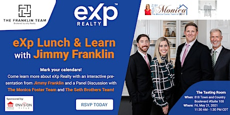 Houston Introduction to eXp Realty - May 21st tickets
