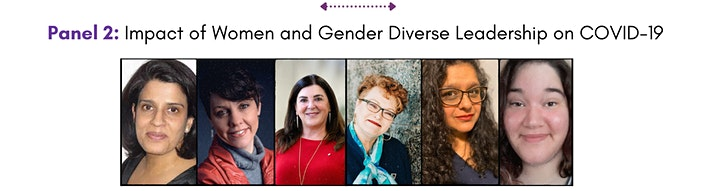 Uplifting Women & Gender Diverse Leaders: COVID Response & Recovery image