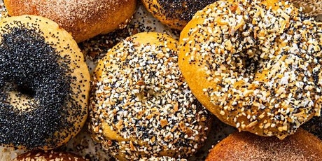 UBS - Virtual Cooking Class: Make Your Own Bagels Demo tickets