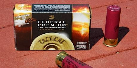 Home Defense Shotgun tickets