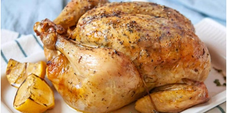 UBS - Virtual Cooking Class: Whole Roast Chicken (Demo) tickets
