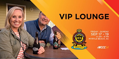 WCCC VIP Lounge  Day Pass tickets
