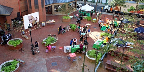 Elm City Market Presents: Women's Wellness in the Pitkin Plaza tickets