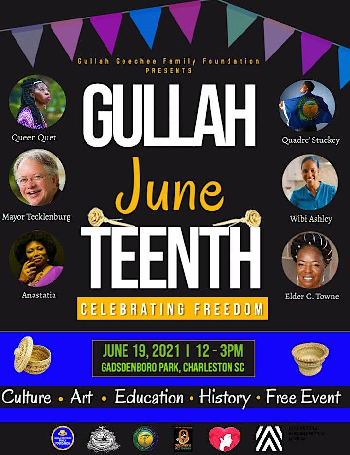 Gullah Juneteenth Freedom Celebration image