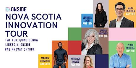Nova Scotia Innovation Tour tickets