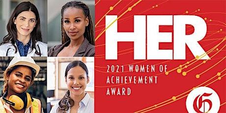 HER Women of Achievement Virtual Celebration tickets