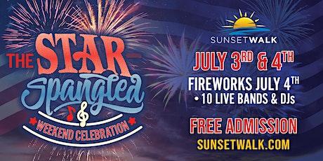 Star Spangled Weekend Celebration July 4th Weekend tickets