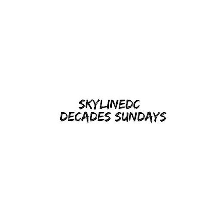 Labor Day Wknd | Decades Sundays  HipHop & AfroBeats [Sun 09.05] image