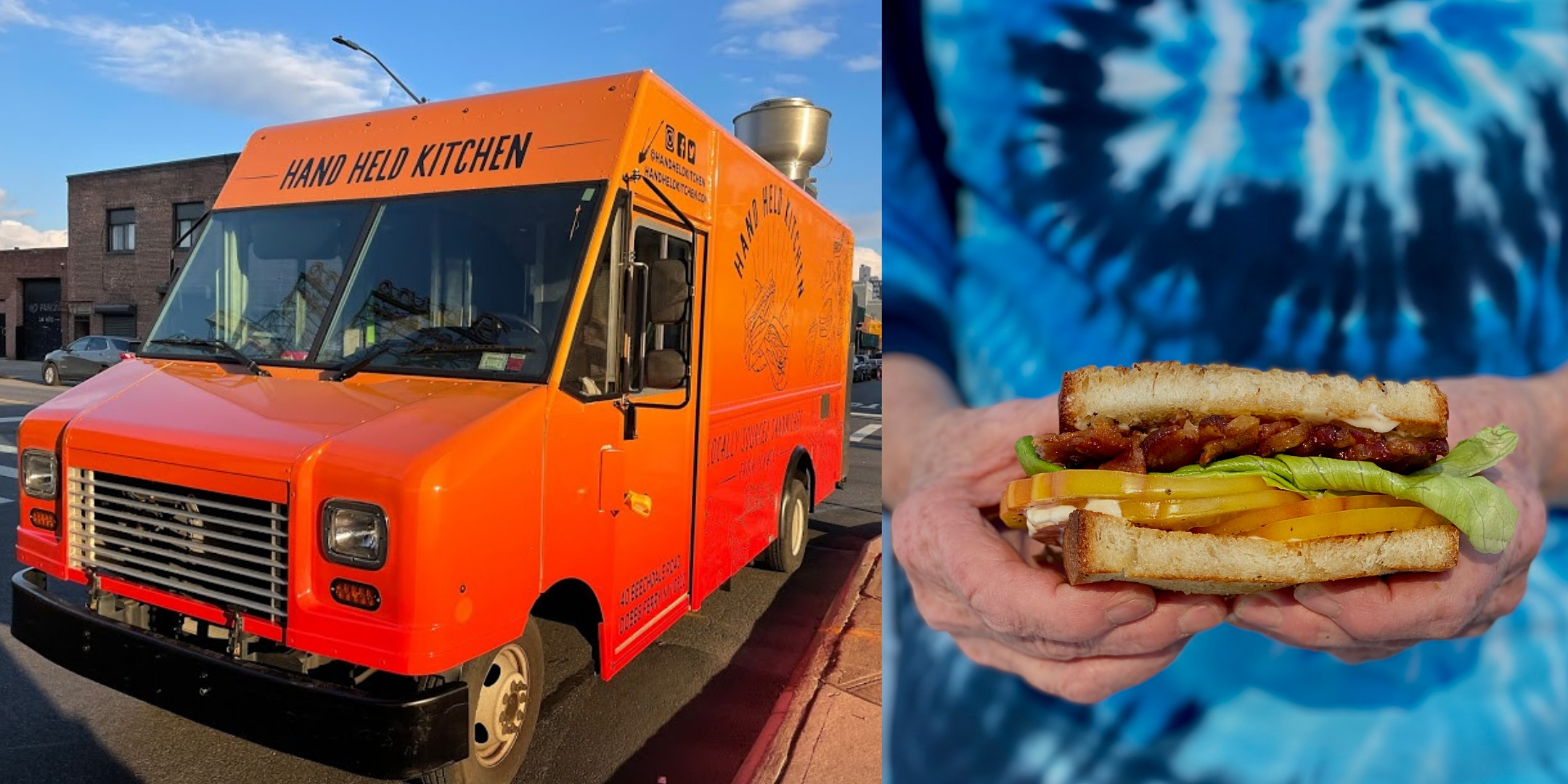 HudCo Food Truck Series with Hand Held Kitchen
