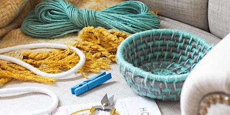 La Basketry Weaving Workshop tickets