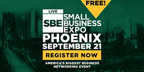 Small Business Expo 2021 - PHOENIX tickets