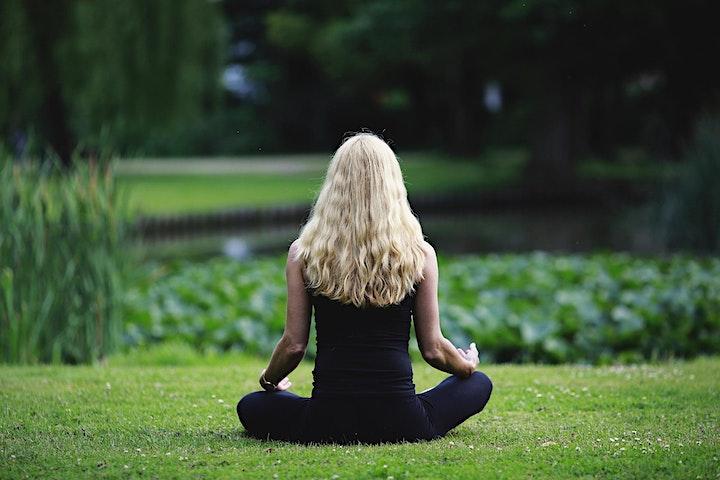 Immagine Lezione di Mindfulness all'aperto ABANOZEN Festival Olistico del Benessere