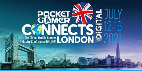 PG Connects London Digital 2021 tickets