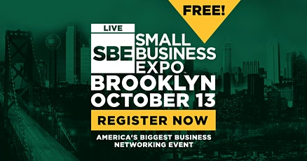 Small Business Expo 2021 - BROOKLYN tickets