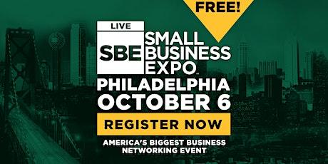 Small Business Expo 2021 - PHILADELPHIA tickets