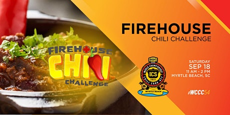 WCCC Firehouse Chili Challenge tickets