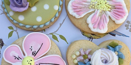 ONLINE CERTIFICATE CLASS - Introduction To Royal Iced Cookies tickets