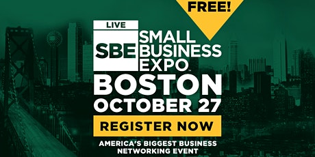 Small Business Expo 2021 - BOSTON tickets