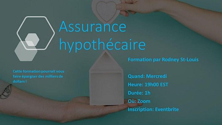 Image de Assurance hypothécaire ! Formation sur les avantages et les limites