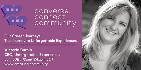 Converse.Connect.Community: A Journey to Unforgettable Experiences tickets