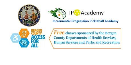 Bergen County - New Jersey Pickleball Association Clinics tickets