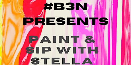 Paint  & Sip with Stella tickets