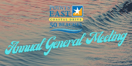 Island East Tourism Association - Annual General Meeting tickets