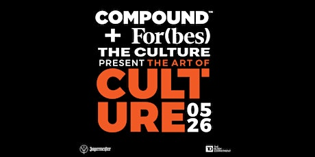 Compound presents: 'The Art of Culture' Virtual Exhibition tickets