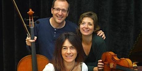 V Festival Música als masos - Trio Sonart (2n concert) entradas