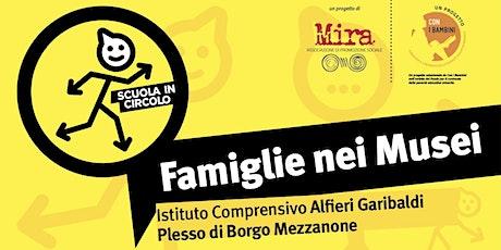 IC Alfieri Garibaldi (Plesso Borgo Mezzanone) - Parco bosco Incoronata biglietti
