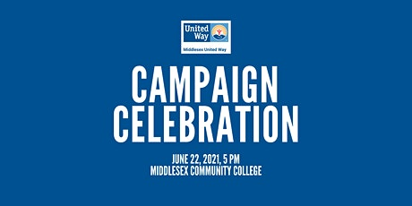 Middlesex United Way Campaign Celebration tickets
