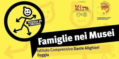 Istituto Comprensivo Dante Alighieri - Torre Normanna biglietti