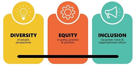 Equity and Inclusion: Two-Part Professional Development Series tickets