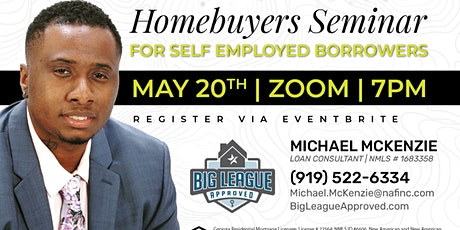 Homebuyers Seminar For Self Employed Borrowers tickets