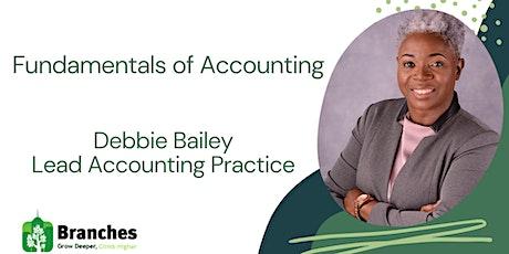 Fundamentals of Accounting tickets