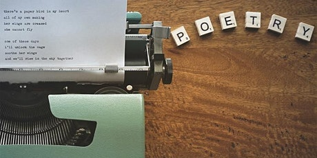 Creative Writing: Poetry tickets
