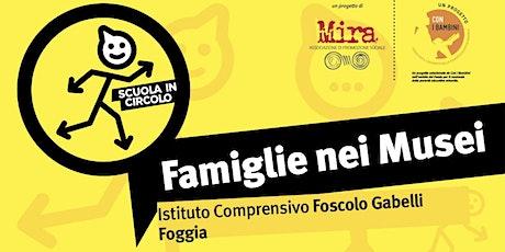 Istituto Comprensivo  Foscolo Gabelli - Torre Normanna biglietti