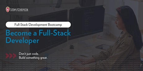 Become a Full-Stack Developer | Virtual Info Session tickets