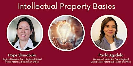 Intellectual Property Basics tickets