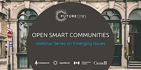Open Smart Communities: Emerging Issues tickets
