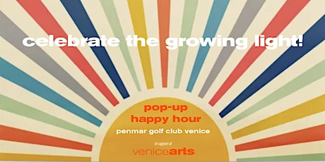 Pop-up Happy Hour  at Penmar Golf Club, Venice tickets
